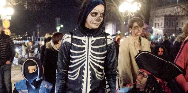 Halloween – lek eller allvar  098bab7567a14
