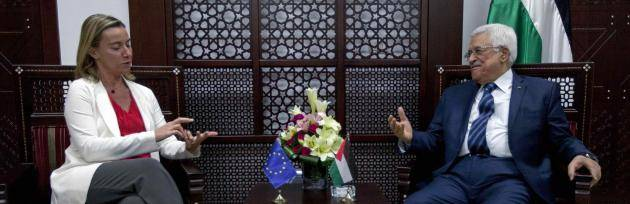 Diplomati mot palestina erkannande