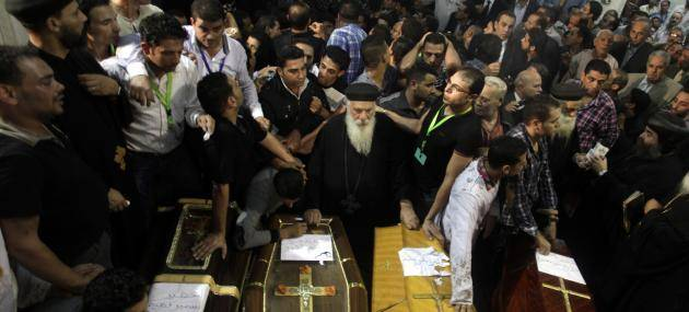 Amnesty kopterna fick inget skydd