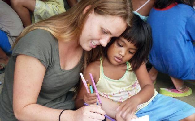 Missionar dodad i filippinerna