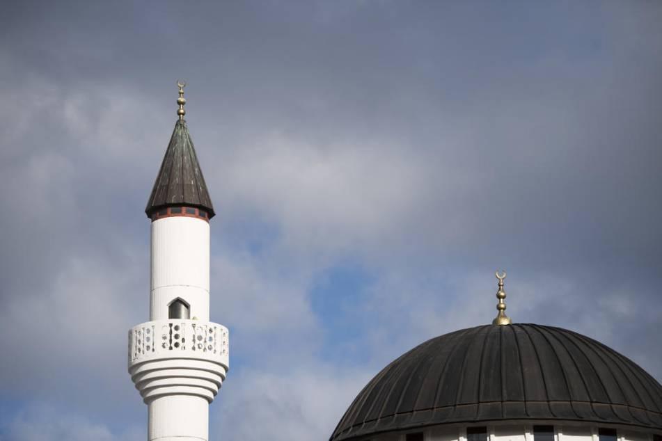 Klartecken for moskebygge i rinkeby