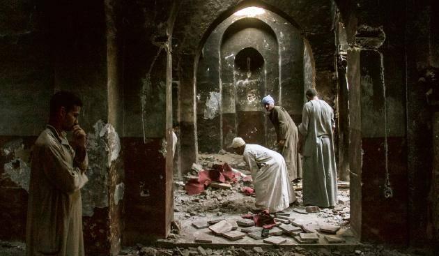 Snart inga kristna kvar i mellanostern