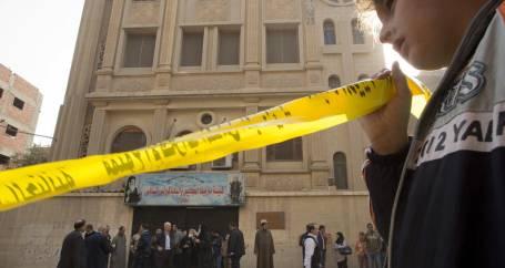 Explosion i egyptisk turiststad