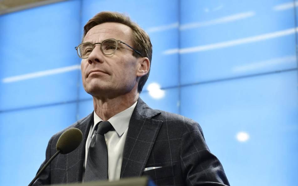 Ulf kristersson far uppdrag att forsoka bilda regering