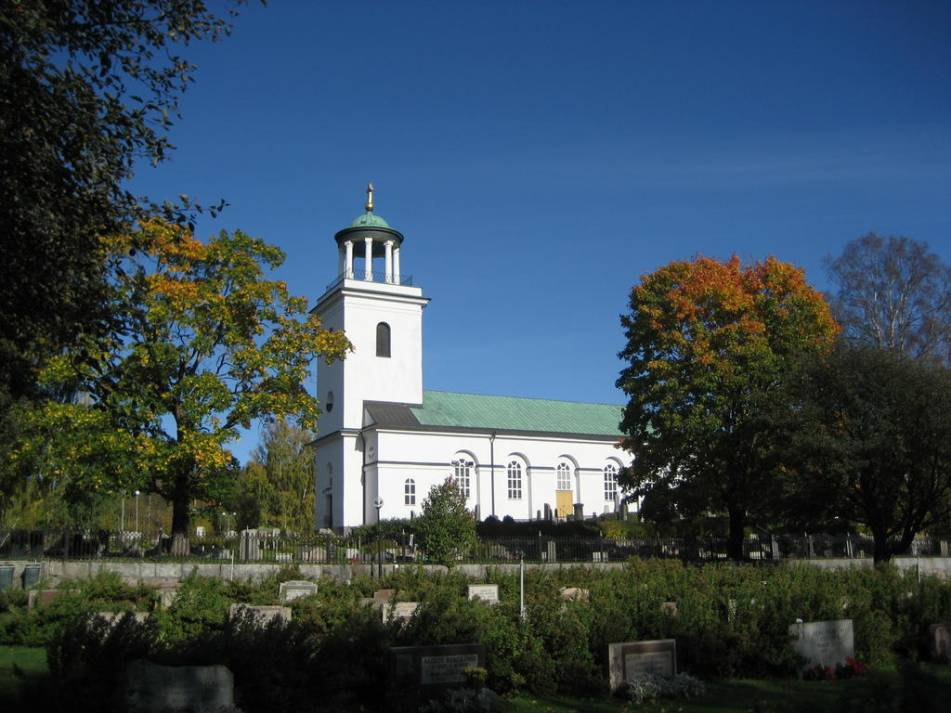 Lamna svenska kyrkna pa 10 sekunder