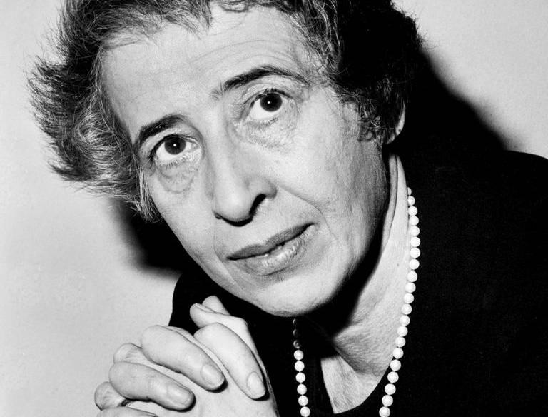 Fokus på Arendts personliga relationer och etik - Respons