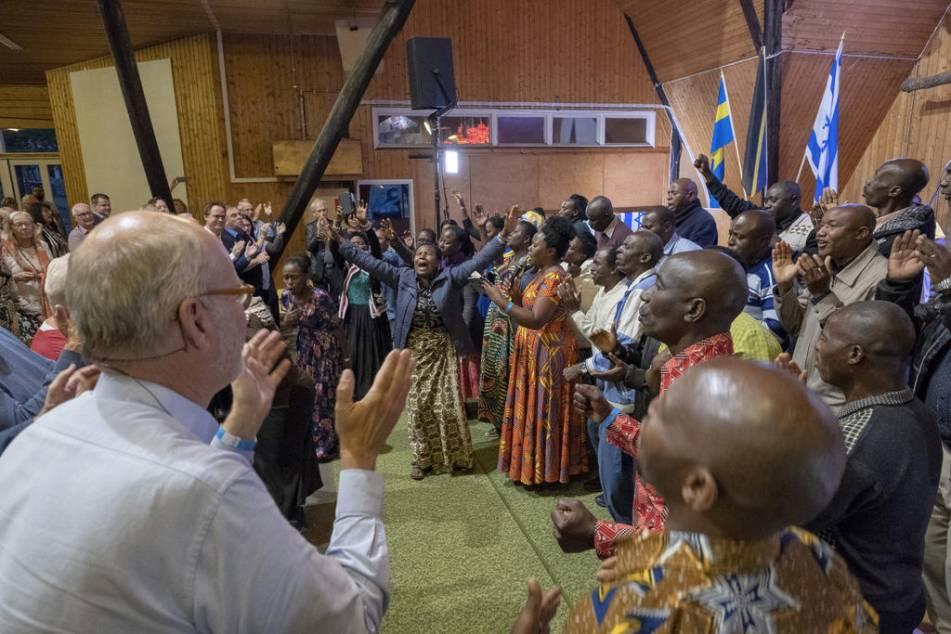 En afrikansk missionar i sverige