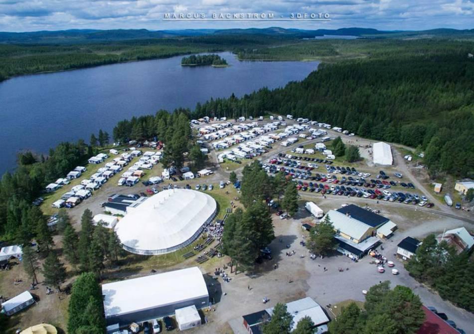Lapplandsveckan ställer in men planerar för investeringar