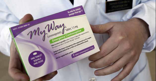 kvinders ligestilling dagen efter piller