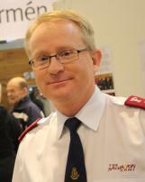 Kjell Olausson, projektledare. Foto: Samuel Teglund - kjell